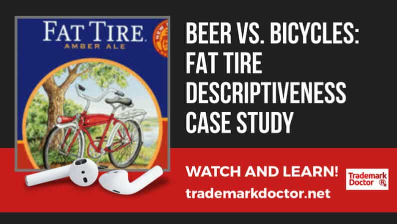 Beer vs. Bicycles: FAT TIRE Descriptiveness Case Study