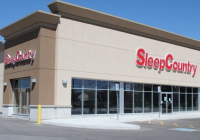 Sleep Country store in Oshawa store