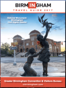 CityVision Birmingham Travel Guide 2017