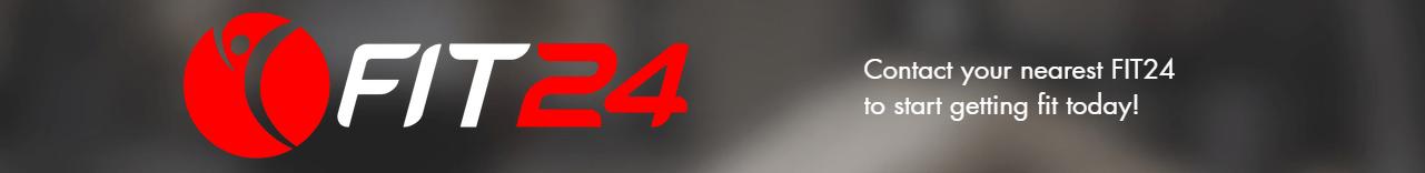 Fit 24, 24 PrimeTime Fitness Website
