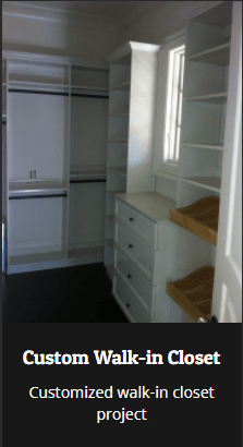 Birmingham Buidling and Construction, Closettec, Custom Walk-in Closet