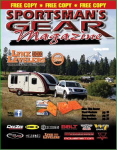 Sportsman Gear Magazine Birmingham Alabama 1