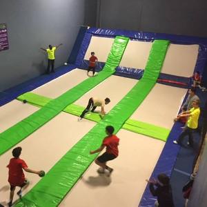Steel City Jump Park, Birmingham Alabama Extreme Dodgeball