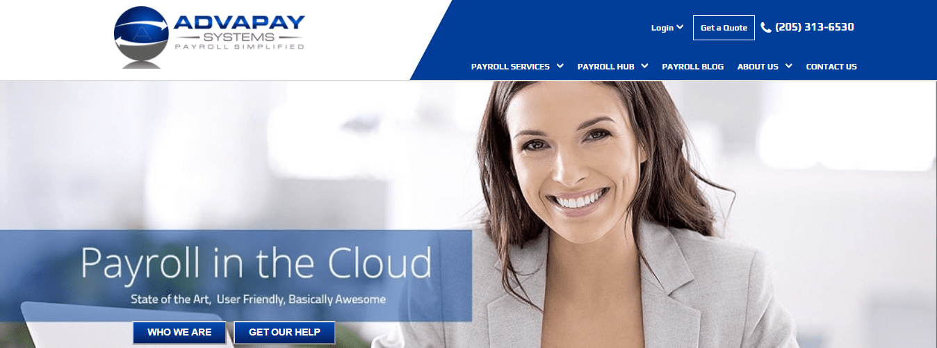 Advapay Systems Payroll Services Hoover Alabama
