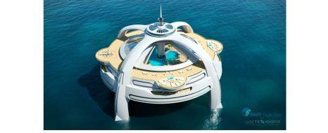 Yacht Island Design introducing: yacht island design | traderlife