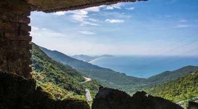 Hai Van Pass, Vietnam