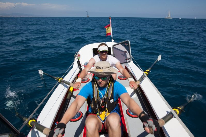 The NOMAN Ocean Rowing Race: First Pics & Live Tracker!