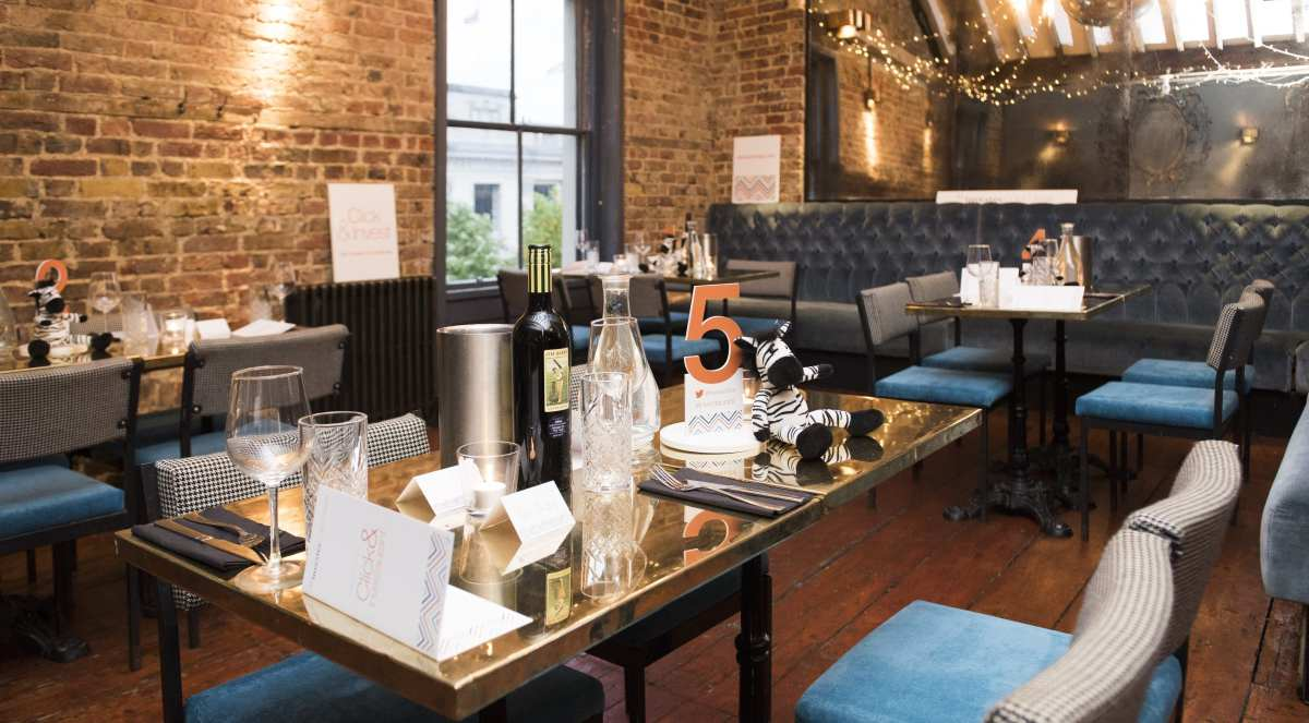 """Review: Investec's """"Click and Investaurant"""""""