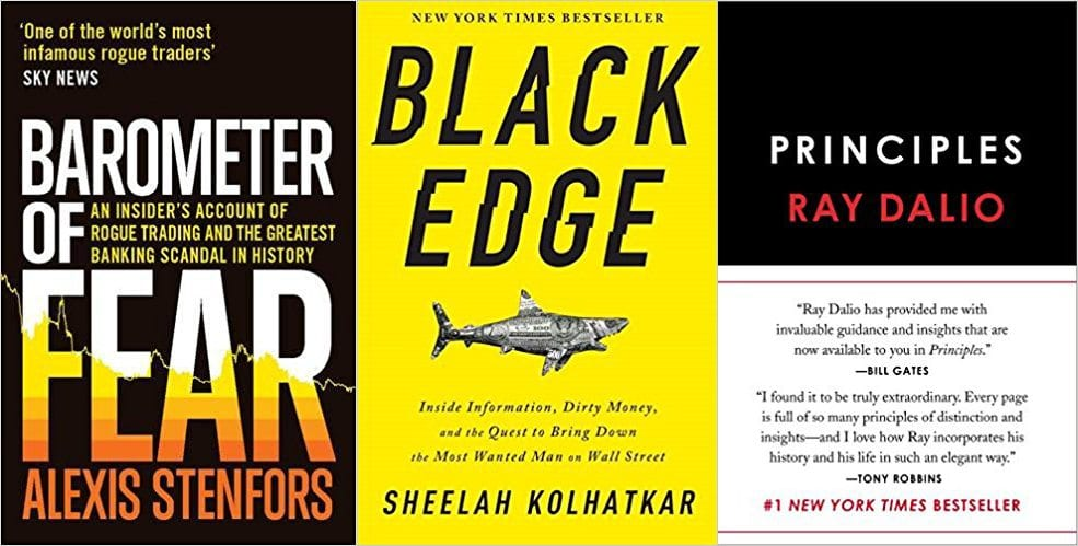 7 Trading Books You Need On Your Bookshelf