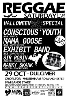 Reggae-Saturday-Live-Oct-Halloween-2016-Poster