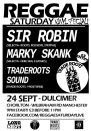 Reggae-Saturday-Live-SEPT-2016-Poster
