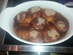 Apple dumplings made based on this recipe makes a great desert