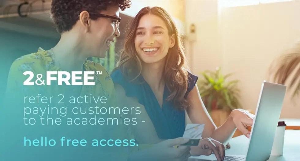 IML academy compensation 2&free