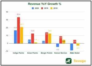 Revenue YoY Growth %