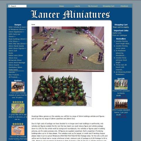 Lancer Miniatures