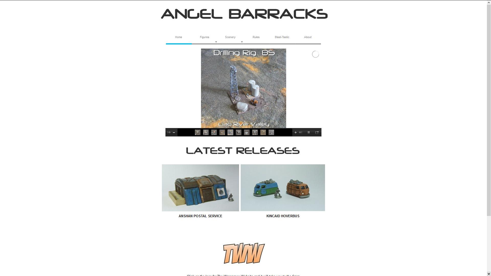 Angel Barracks