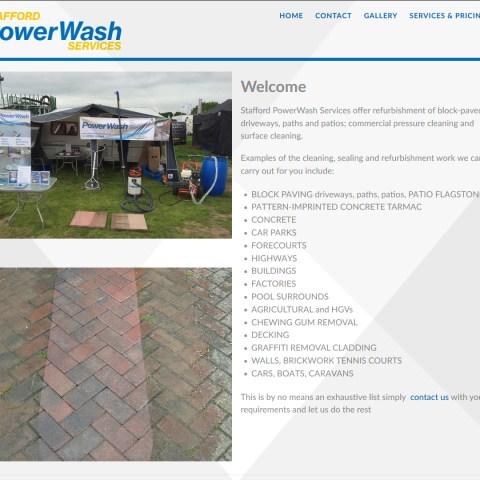 Stafford Powerwash Services