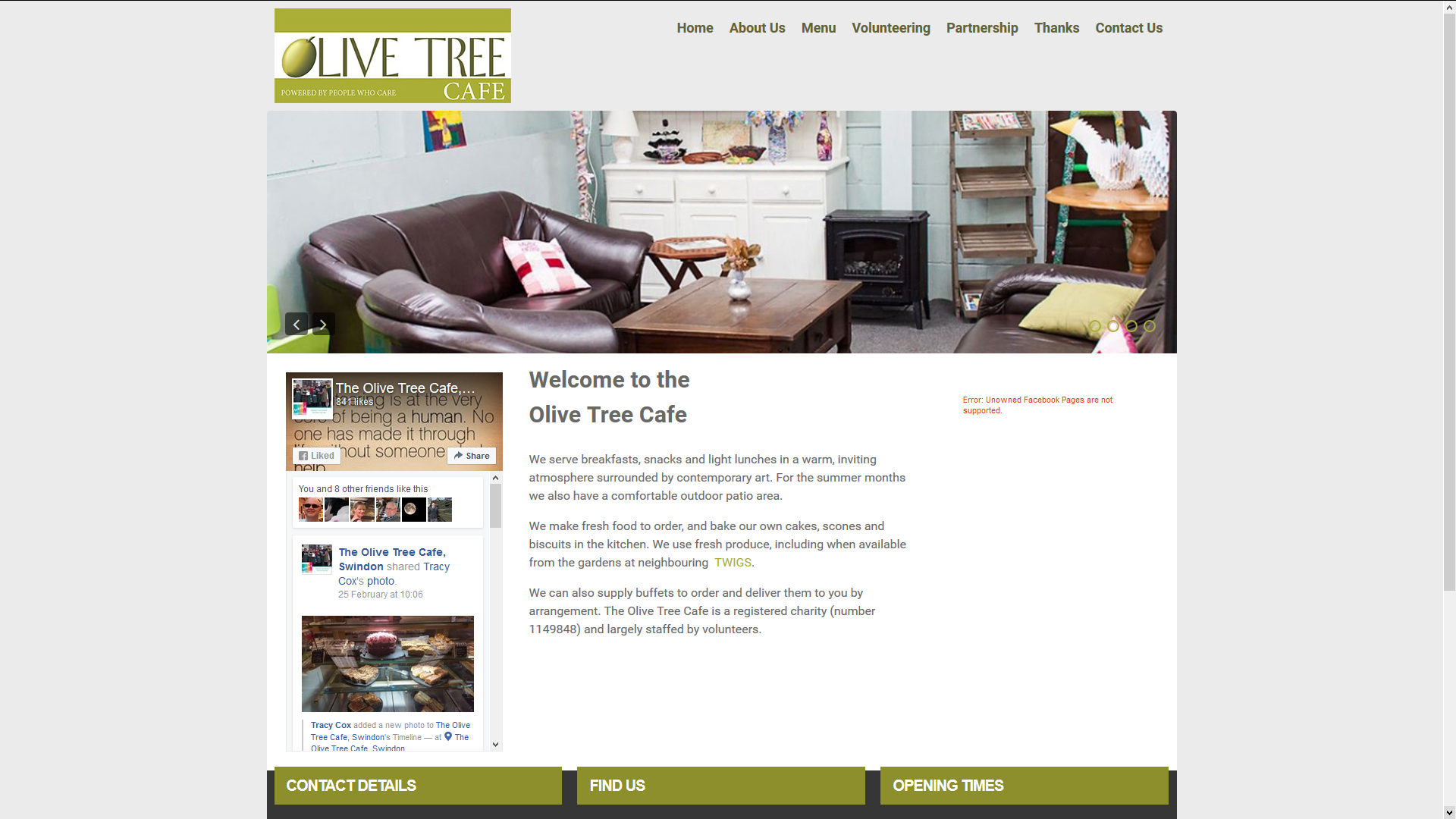 The Olive Tree Cafe