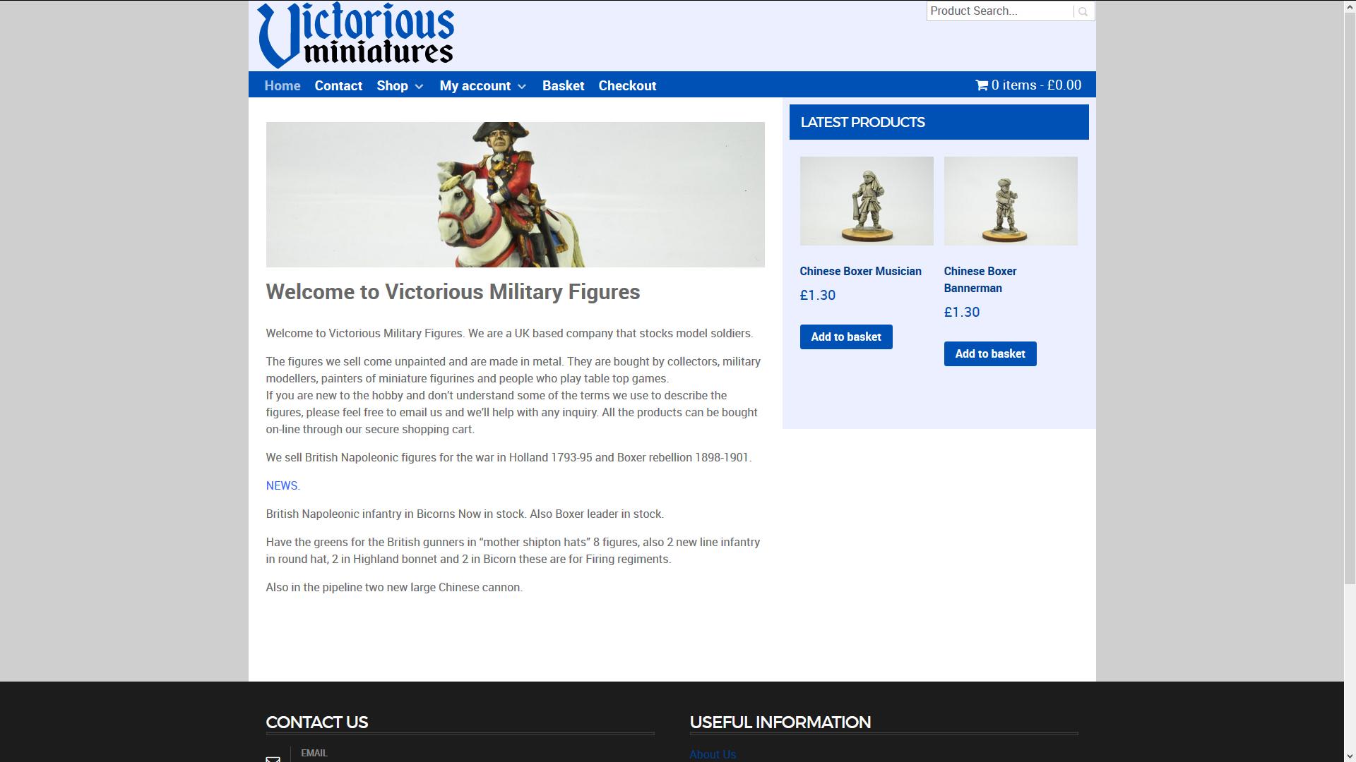 Victorious Miniatures