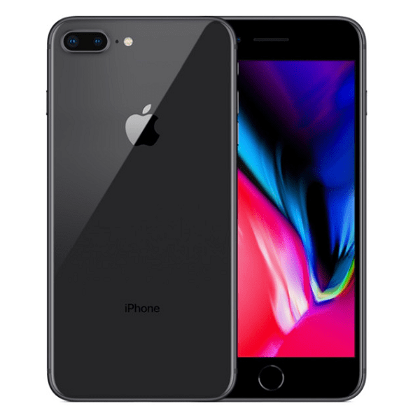 iPhone 8+ 64GB Space Gray