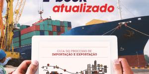 E-book - Guia processo de importação e exportação, exportação, importação, e-book, ebook