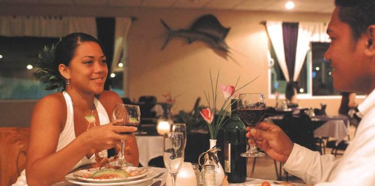 Pago Pago Equator Restaurant