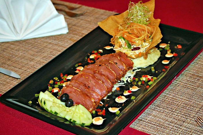 American Samoa Resorts food