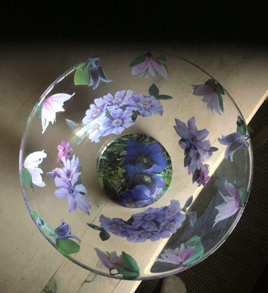Glasskål nr 1 första lagret
