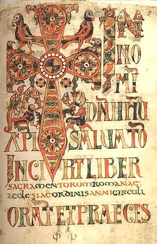"""""""Sacramentarium Gelasianum"""""""