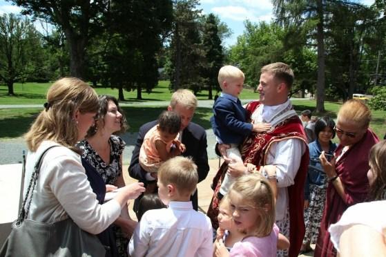 """Pustite dječicu i ne priječite im k meni, jer takvih je kraljevstvo nebesko"""""""