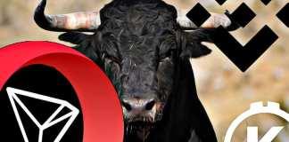 bitcoin bull tron opera binance stream spravy live