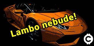 TOP 5 způsobů, jak zbankrotovat v kryptoměnách: Lambo nebude!