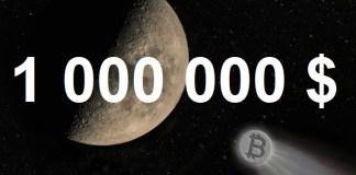 Bitcoin po oznámení Bitcoin standardu v USA překonal MILION dolarů!