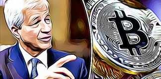 Banka JP Morgan doporučuje klientům investovat 1 % kapitálu do Bitcoinu