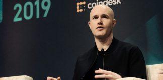 Výplatní den - CEO a ředitel Coinbase prodali akcie za 4 miliardy dolarů