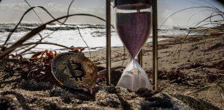 bitcoin BTC time