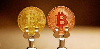 Bitcoin BTC double
