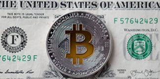 Bitcoin BTC americký dolar