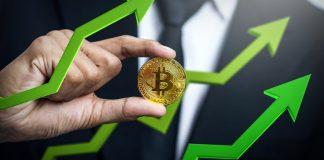 BTC a altcoiny rastú. Zdroj: Shutterstock.com/Natanael Ginting