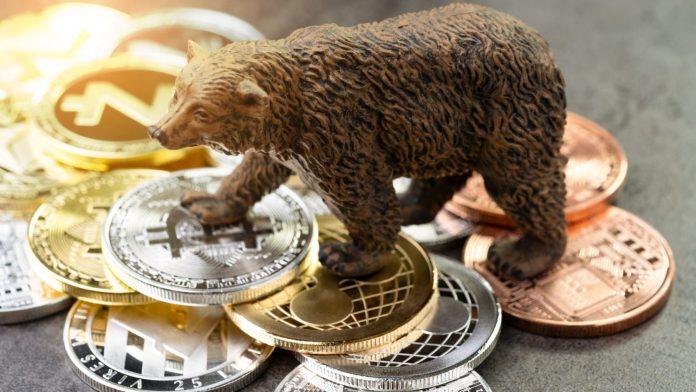 BTC a alty v korekcii. Zdroj: Shutterstock.com/eamesBot
