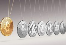 BTC dominancia v klesajúcom trende. Zdroj: Shutterstock.com/Wit Olszewski