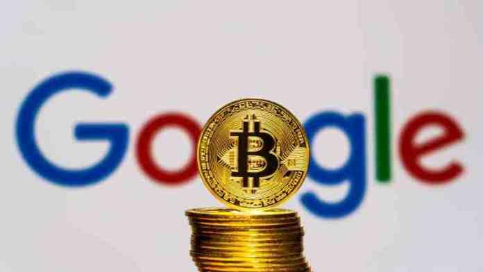 Google Trends ukazuje nízký zájem o BTC.