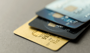 Buying Shares using a Credit Card