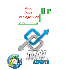 Forex trading trade management panel mt4 panel metatarder trade manager