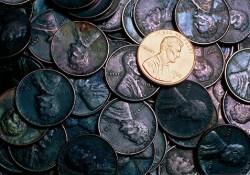Shiny Penny Syndrome in stock markets