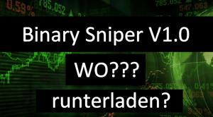 wo kann ich den binary sniper kostenlos runterladen