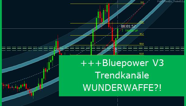 Binary Bluepower V3 Trendkanal als Wunderwaffe