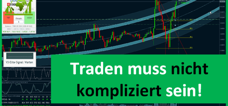 Einfache Charttechnik für das perfekte Trade Szenario