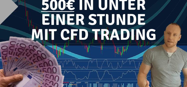 Online Geld verdienen mit CFD Trading – Der Beweis