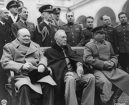Высказывания Черчилля о Сталине — Традиция